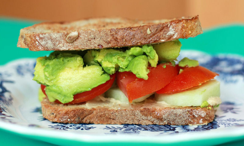 Avocado Sandwich Ideas
