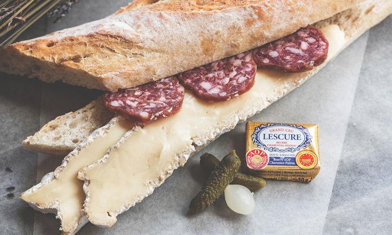 Baguette Sandwich Recipes