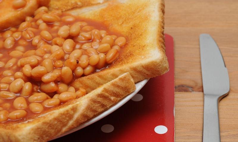 Beans On Toast Recipe