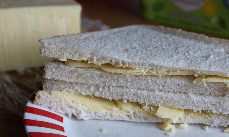 Cheddar Cheese Sandwich Recipe