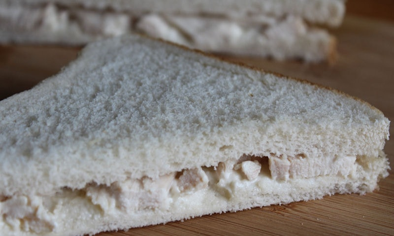 Chicken Mayonnaise Sandwich Recipe