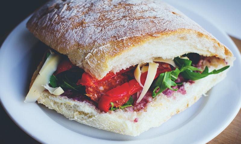 Ciabatta Sandwich Recipes