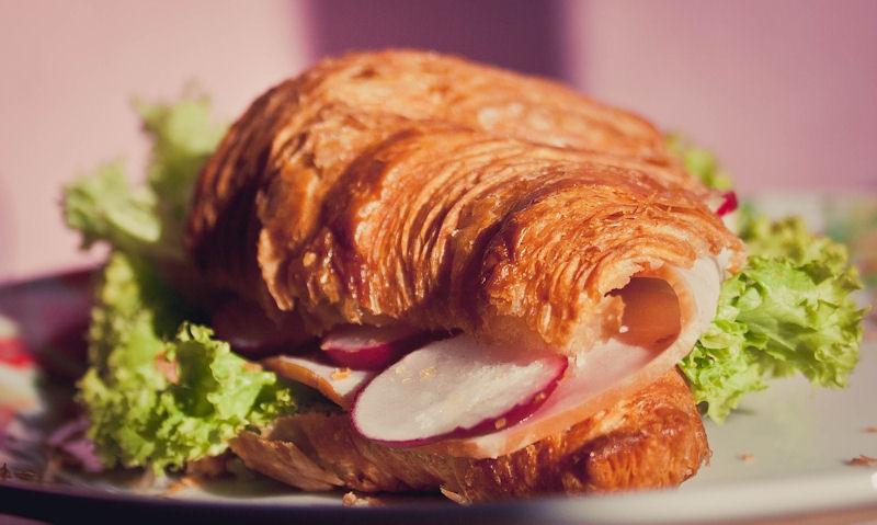 Croissant Sandwich Recipes