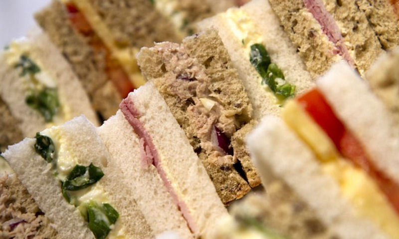 How to keep sandwiches fresh for party