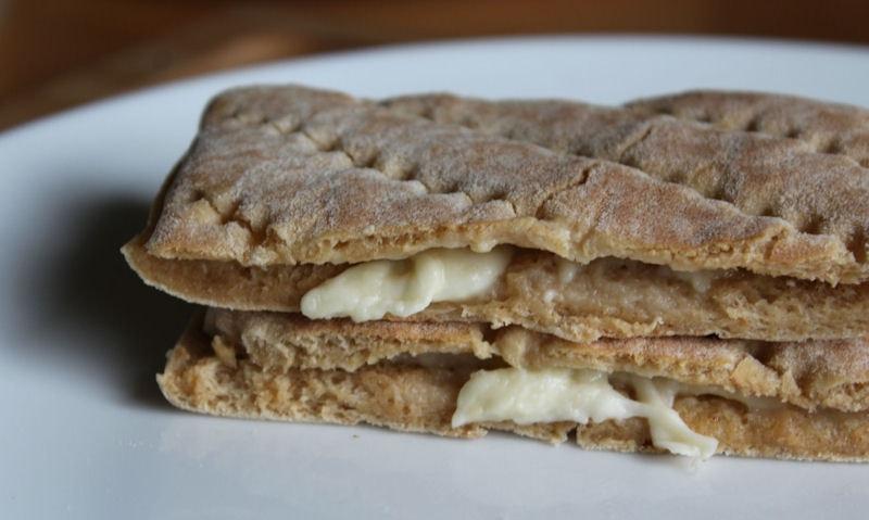 Melted Mozzarella & Cheddar Cheese Thin Recipe