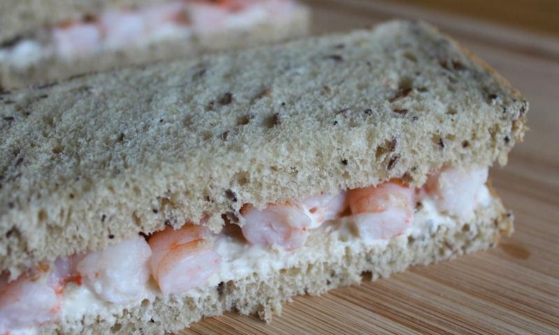 Prawn Mayonnaise Sandwich Recipe All Sandwiches