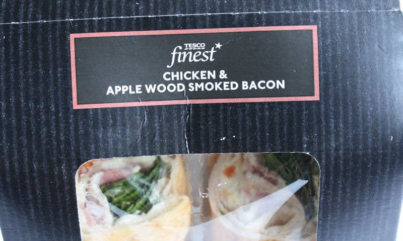 Tesco Finest Chicken & Smoked Bacon Flatbread Review
