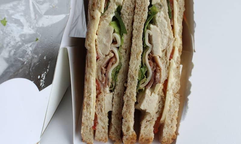 Tesco The Chicken Club Sandwich Gallery