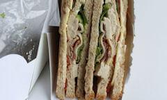 The Chicken Club Sandwich, ingredients