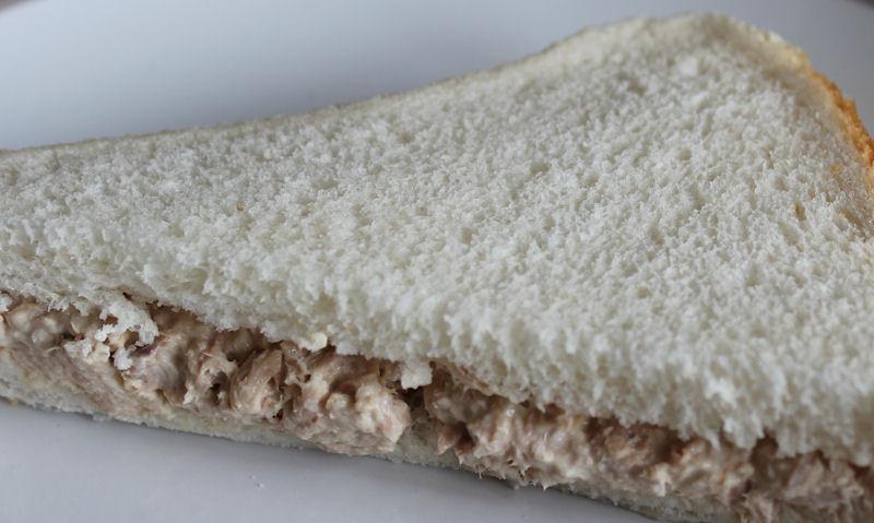 Tuna Mayonnaise Sandwich Recipe