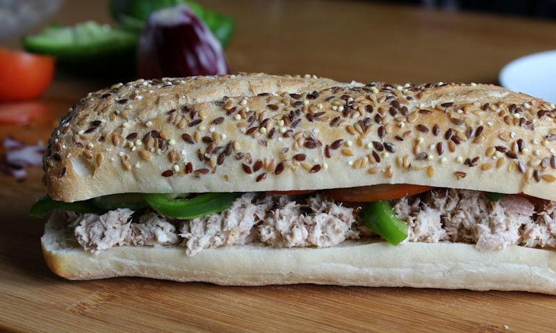 Tuna Salad Sub Recipe