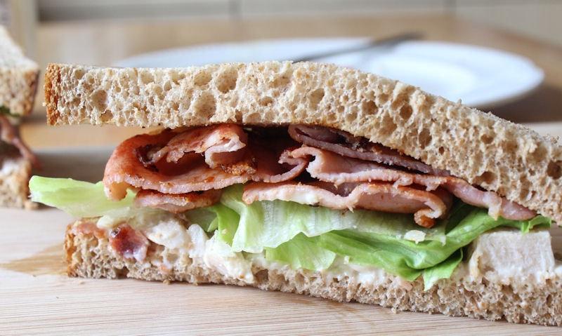 Turkey BLT Sandwich Recipe